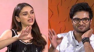 Sammohanam team funny interview || Sudheer Babu || Aditi Rao Hydari || Mohan Krishna Indraganti - IGTELUGU