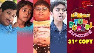 Fun Bucket JUNIORS | Episode 31 | Kids Funny Videos | Comedy Web Series - TELUGUONE