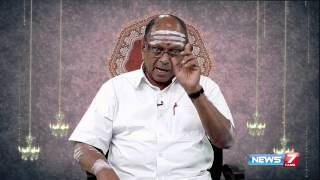 "Andrada Aanmigam 12-04-2016 ""Why successful people never blame others"" – NEWS 7 TAMIL Show"