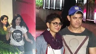 'PK' success party with Aamir, Anushka & Ranbir - BOLLYWOODCOUNTRY