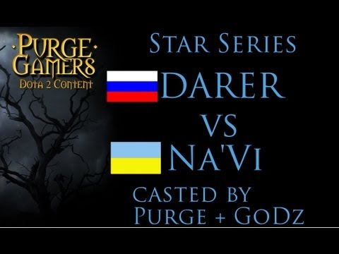 Dota 2 DARER vs Na'Vi Star Series