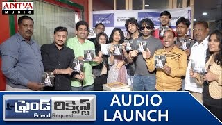 Friend Request Audio Launch @ Radio Mirchi   Rohith, Aditya Om, Sheetal - ADITYAMUSIC