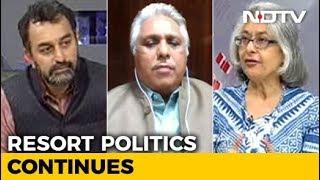 Congress-JDS: Power Struggle? - NDTV