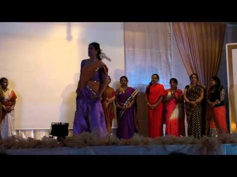Dancing on Actress Suhasini's Songs