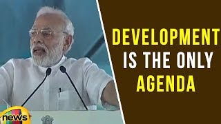 Modi says Development is the only agenda form his Government | Mango News - MANGONEWS