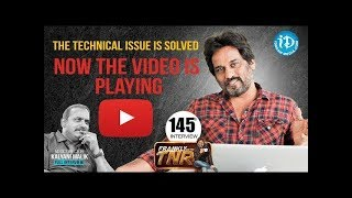 The Technical Issue is Solved - Kalyani Malik Interview || Frankly With TNR #145 - IDREAMMOVIES