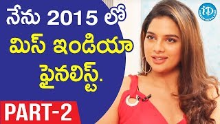 Actress Tanya Hope Exclusive Interview Part #2    #PatelSIR    Talking Movies With iDream - IDREAMMOVIES