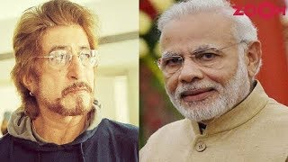 Shakti Kapoor REQUESTS PM Modi to CURB #MeToo Wave! | Bollywood News - ZOOMDEKHO