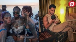 Jacqueline Indulges In Mud-Spa Sessions | Kunal Shares A Snap With Inaaya - ZOOMDEKHO