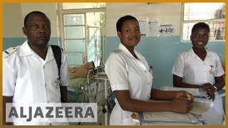 🇿🇼 Zimbabwe doctors strike enters second week | Al Jazeera English - ALJAZEERAENGLISH