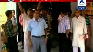 Doctors on strike in Moradabad - ABPNEWSTV