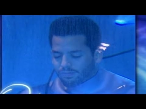 David Blaine's Recording Breaking Breath Hold