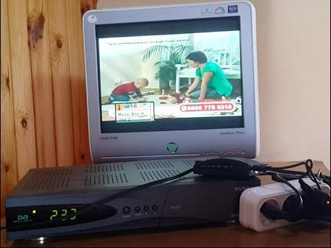 Как сделать из монитора и тв тюнера телевизора