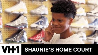 Shaqir Spends All His Money on Yeezys | Shaunie's Home Court - VH1