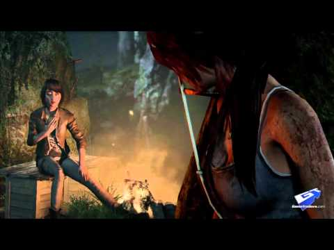 Tomb Raider - E3 2012 Exclusive Gameplay Trailer