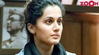 Taapsee Pannu gets disheartened after being dropped from 'Pati Patni aur Woh' remake - ZOOMDEKHO