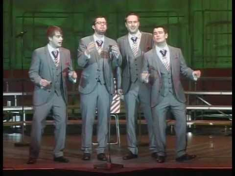The Great British Barbershop Boys - Evolution of Song