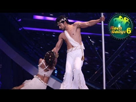 Gurmeet's SHOCKING ACT in Nach Baliye 6 30th November 2013 FULL EPISODE