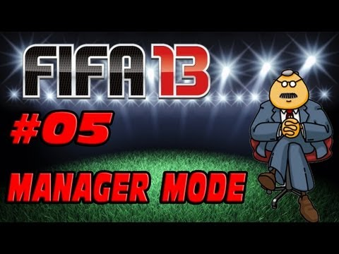 FIFA 13 - Manager Mode - Episode 05 - You Suck!