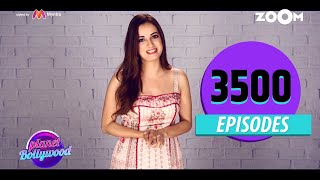 Dia Mirza turns Planet Bollywood's anchor on occasion of 3500 episodes | Exclusive - ZOOMDEKHO