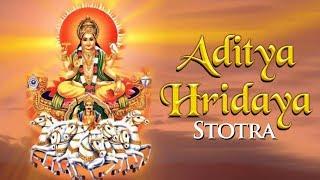 Aditya Hrudayam Stotram - आदित्य हृदयम स्तोत्रम - Powerful Mantra from Ramayana - BHAKTISONGS