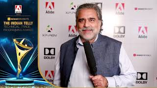 Best Scriptwriter (non-fiction) Iqbal Malhotra - TELLYCHAKKAR