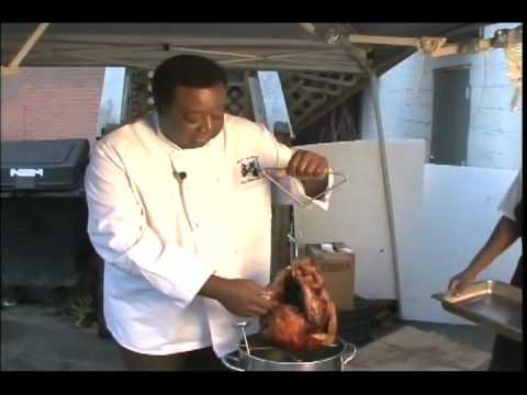 Chef Fatback's Deep Fried Turkey