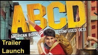 ABCD - American Born Confused Desi Theatrical Trailer Launch | Allu Sirish | Rukshar - RAJSHRITELUGU
