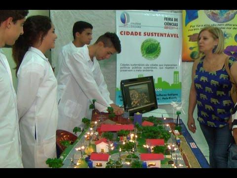 TV Costa Norte - Colégio Caiçara realiza Feira de Ciências no Lions Clube