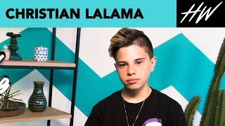 Christian Lalama Picks Post Malone Over The Weeknd And Talks 'Tic Toc'  | Hollywire - HOLLYWIRETV