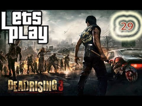 Dead Rising 3 Co-op Lets Play (BluePrint Quest) Ep. 29 -Xbox One