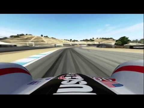 Forza Motorsport 4 Laguna Seca Gameplay (HD) Xbox 360
