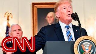 Trump: I'll never sign a bill like this again - CNN