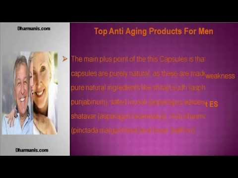 Top Anti Aging Products For Men, Shilajit ES Capsules