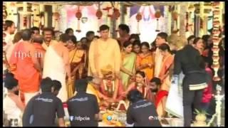 Balakrishna at Manchu Manoj Wedding - TFPC