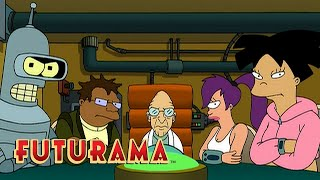 FUTURAMA | Season 3, Episode 21: New CEO | SYFY - SYFY