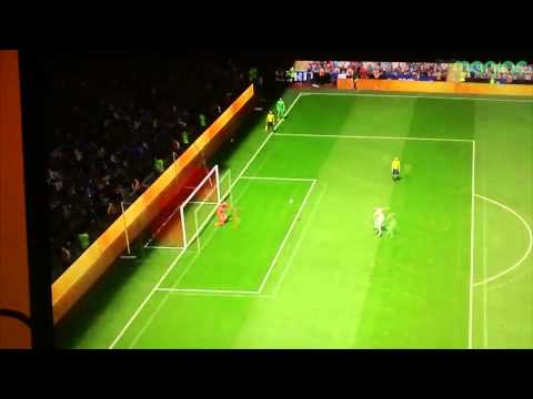 FIFA 15 - Panenka - Gol espectacular