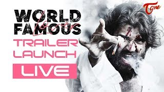 World Famous Lover Trailer Launch LIVE | #WFL Vijay Devarakonda, Raashi Khanna | TeluguOne - TELUGUONE