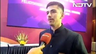 Exclusive: पैरा बैडमिंटन चैंपियन तरुण ढिल्लन से खास बातचीत - NDTVINDIA