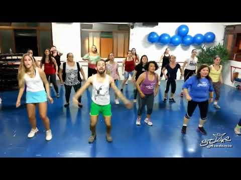 Aula de Ritmos - Coreografia: Garota Tantão (Mc Jotinha)