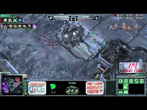 Stephano vs MC - Game 5 - FC15 - StarCraft 2