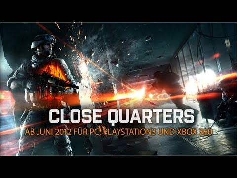 Battlefield 3: Close Quarters Gameplay Trailer
