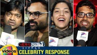 Jawaan Movie CELEBRITY TALK | REVIEW |  Sai Dharam Tej | Mehreen | Thaman S |#Jawaan Public Response - MANGOVIDEOS