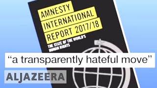 🌎 Amnesty: Top world leaders undermining human rights - ALJAZEERAENGLISH