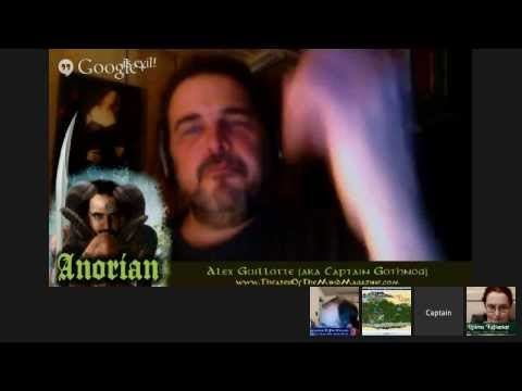 AD&D Forgotten Realms session 14 live play