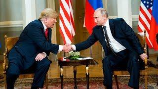 Watch Live: Trump and Putin Speak After Summit - THENEWYORKTIMES