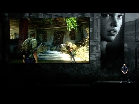The Last of Us: E3 2012