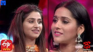 Chalaki Chanti Funny Punches on Rashmi and Varshini - Dhee Champions  - 15th January 2020 - MALLEMALATV