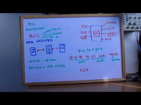 Tutorial Microcontroladores PIC 1: Introducción