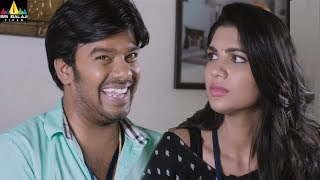 Sudigali Sudheer Girlfriend Loan Comedy | Enduko Emo | Latest Telugu Movie Scenes | Sri Balaji Video - SRIBALAJIMOVIES